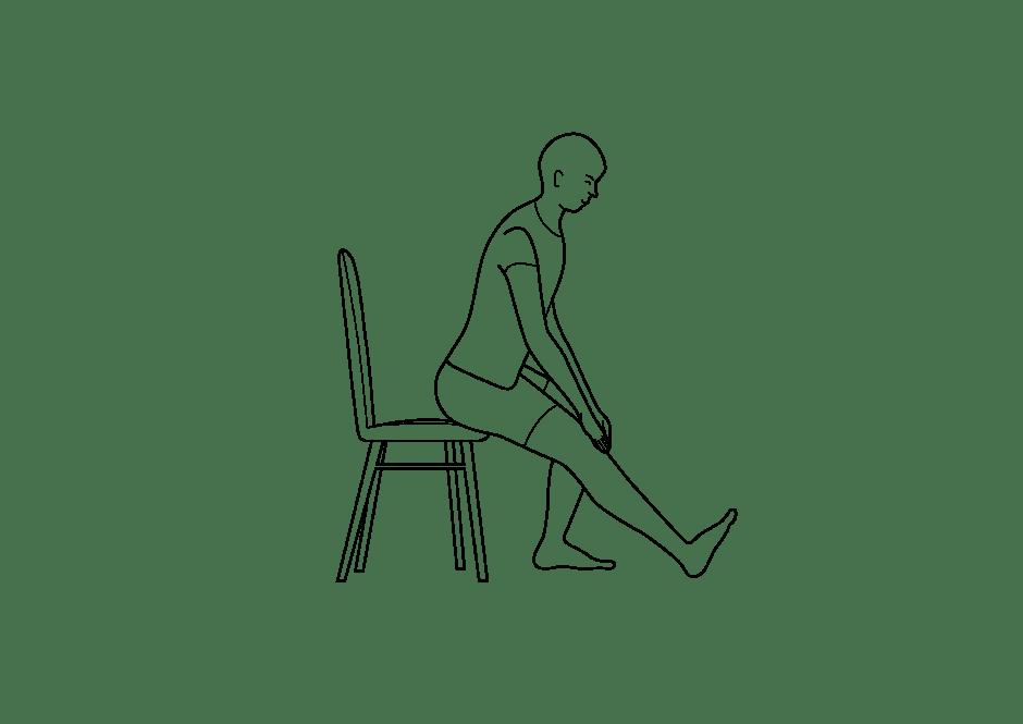 Hamstring Stretch (2)